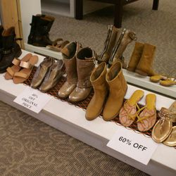 Shoes from VC Signature and more for 40% to 60% off.