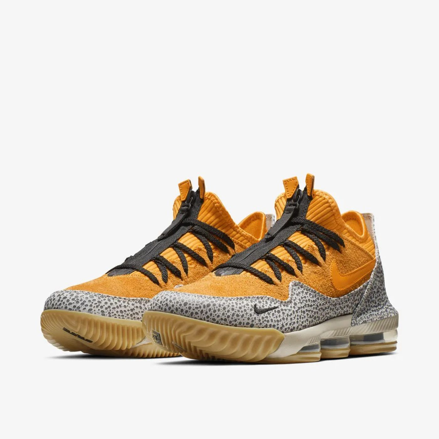 915534ce297ce The new Nike LeBron 16 Low will pay homage to a classic 2003 Air Max -  SBNation.com