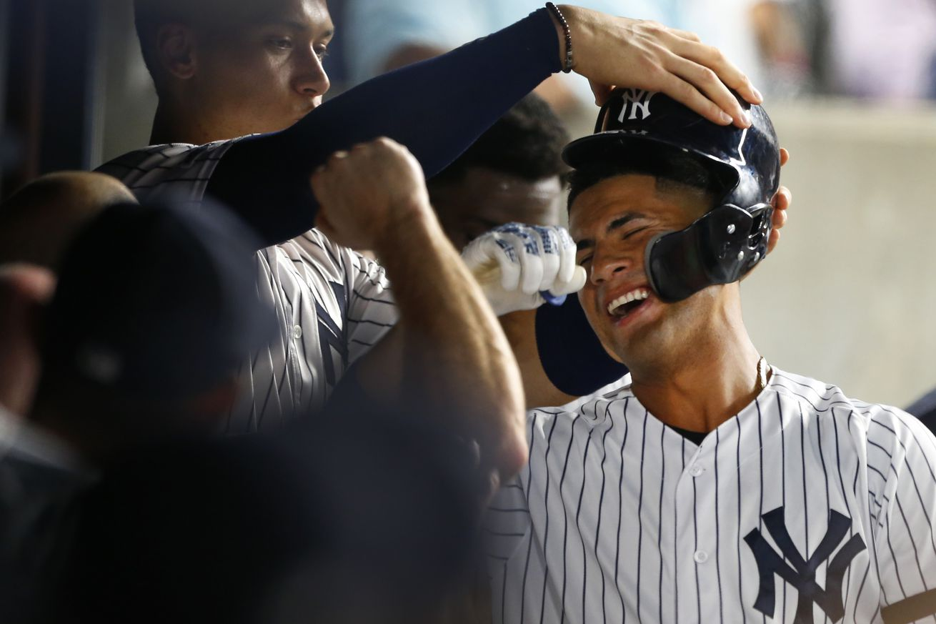 The Yankees have witnessed Gleyber Torres' rise to stardom