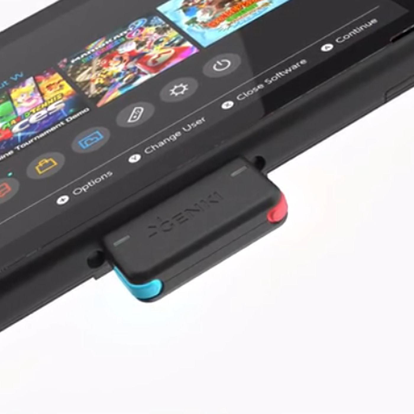 This Nintendo Switch Adapter Promises Bluetooth Audio Support The Verge