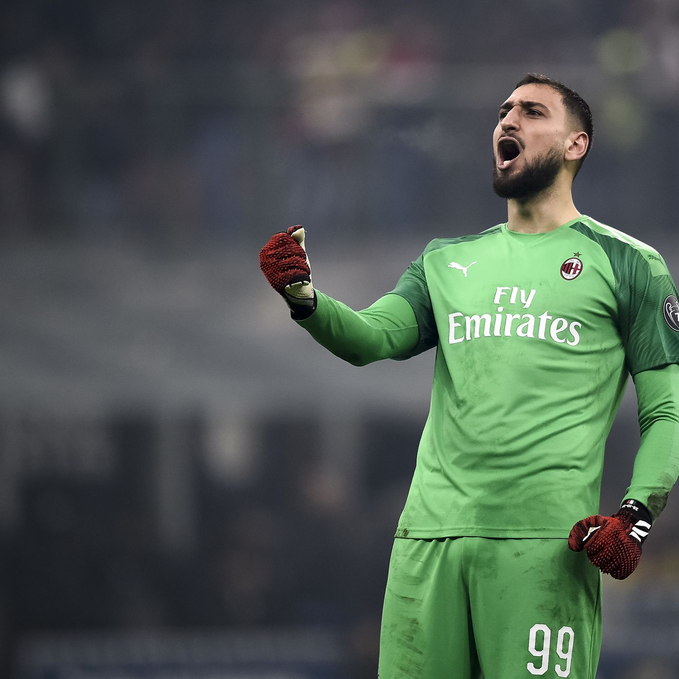 Ac Milan Goalkeeper Gianluigi Donnarumma Is Being Tracked By Three Major Clubs As Decisive Summer Looms The Ac Milan Offside