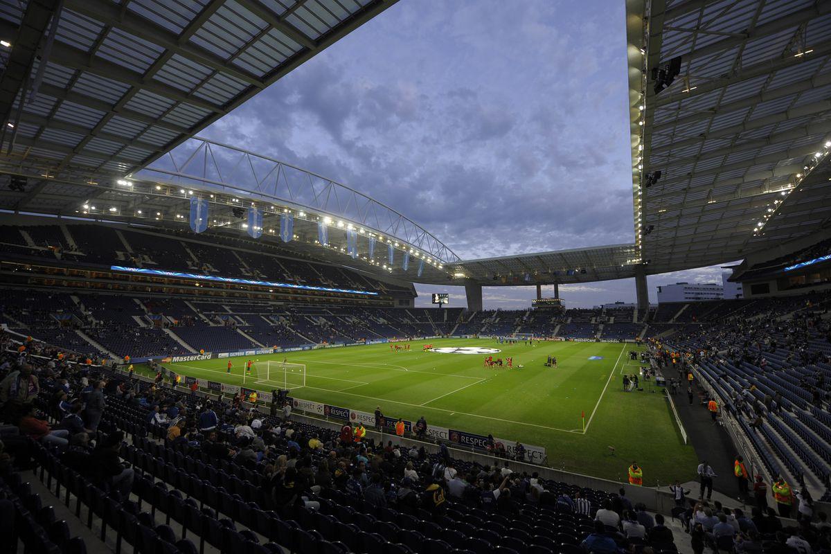 Porto's Estádio do Dragão