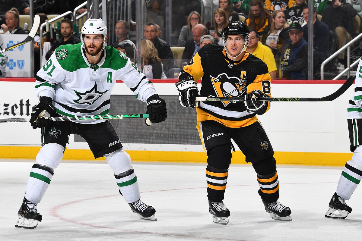 Dallas Stars v Pittsburgh Penguins