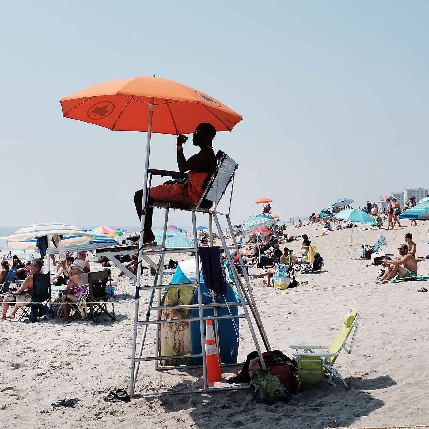 Nyc Beaches Will Close This Weekend Due