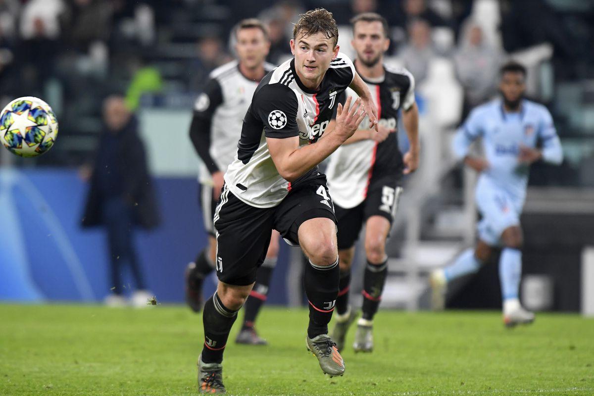 Mathhijs de Ligt is a Juventus legend in the making ...