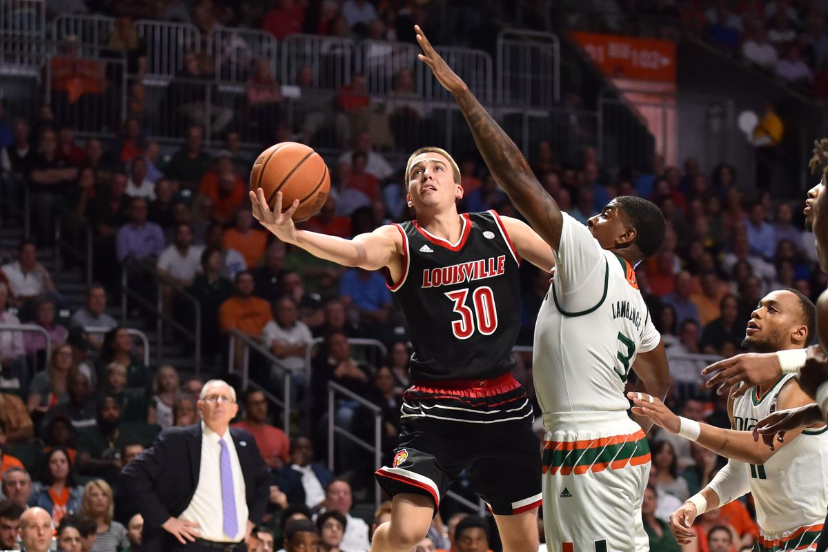 Louisville v Miami