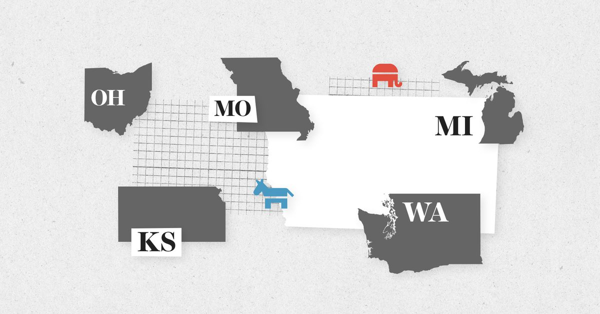 Every August 7 primary election you should know about, briefly explained