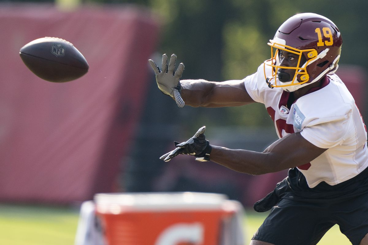 The Bears signed receiver Jester Weah to a reserve/futures deal.