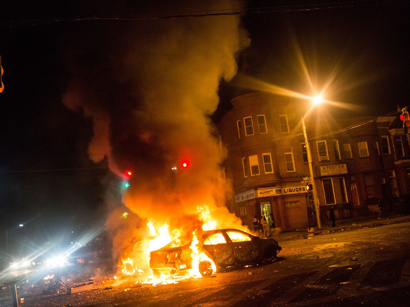 Riots are destructive, dangerous, and scary — but can lead
