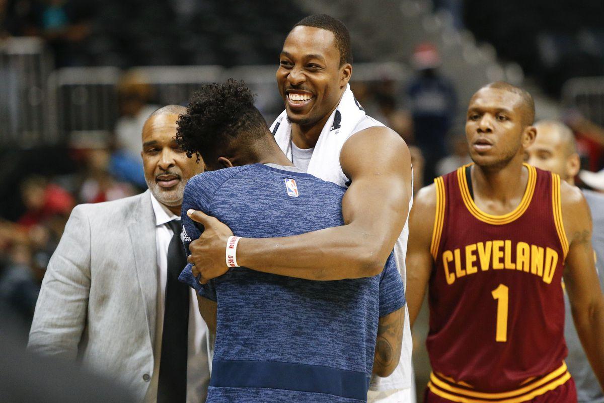 NBA: Preseason-Cleveland Cavaliers at Atlanta Hawks