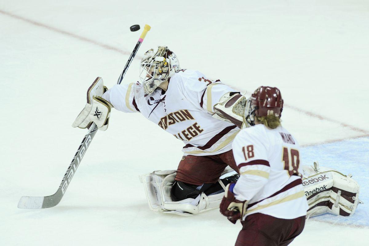 FloHockey: Women's Ice Hockey-Quinnipiac at Boston College