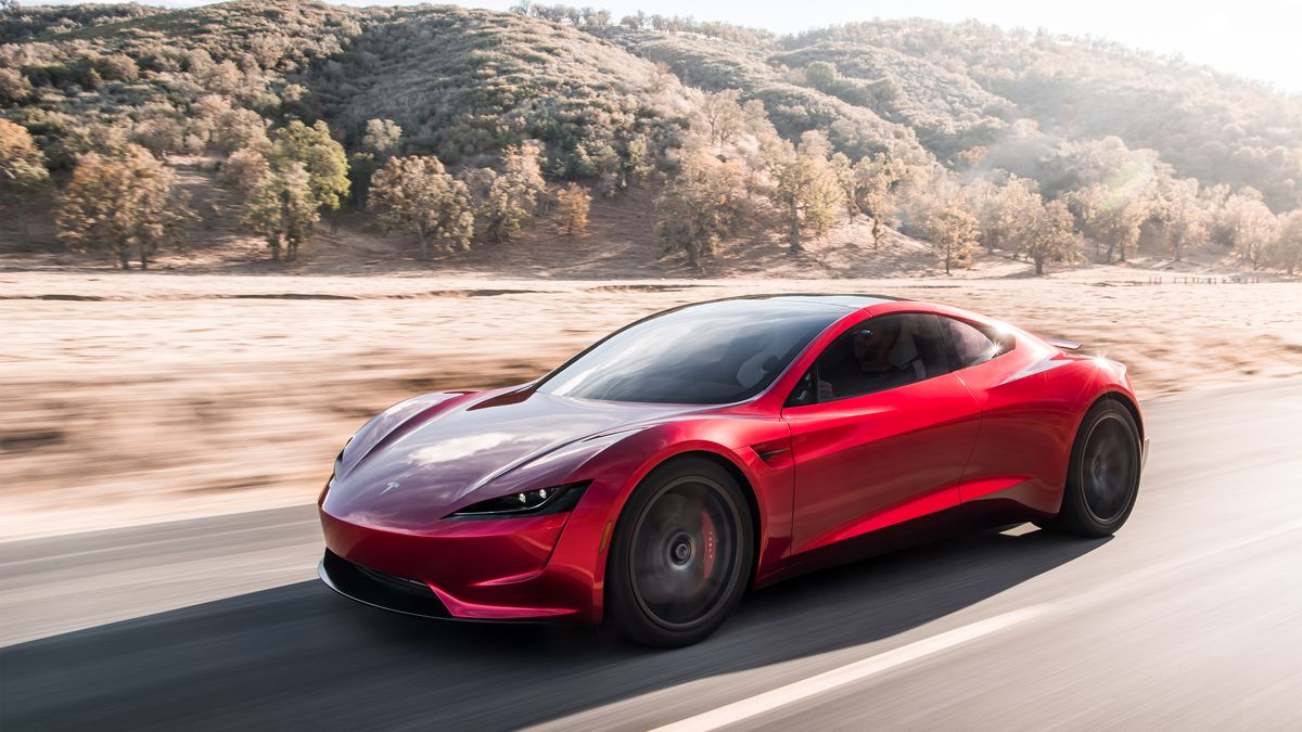 Tesla\'s new second-generation Roadster will be the quickest ...