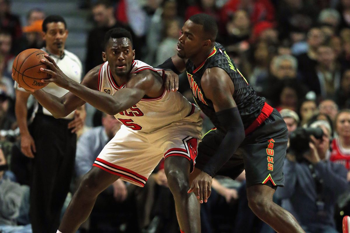 The Chicago Bulls' Practice Didn't Go As Planned