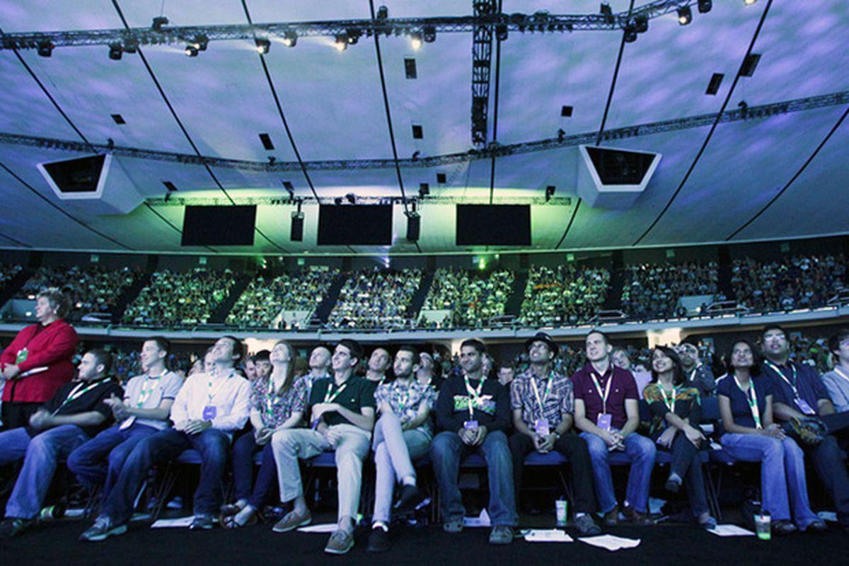 Microsoft BUILD audience