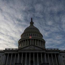 The U.S. Capitol in Washington, D.C., is seen on Thursday, Jan. 19, 2017.