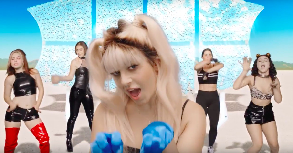 Deepfakes helped Charli XCX imitate the Spice Girls in her latest music video - ...