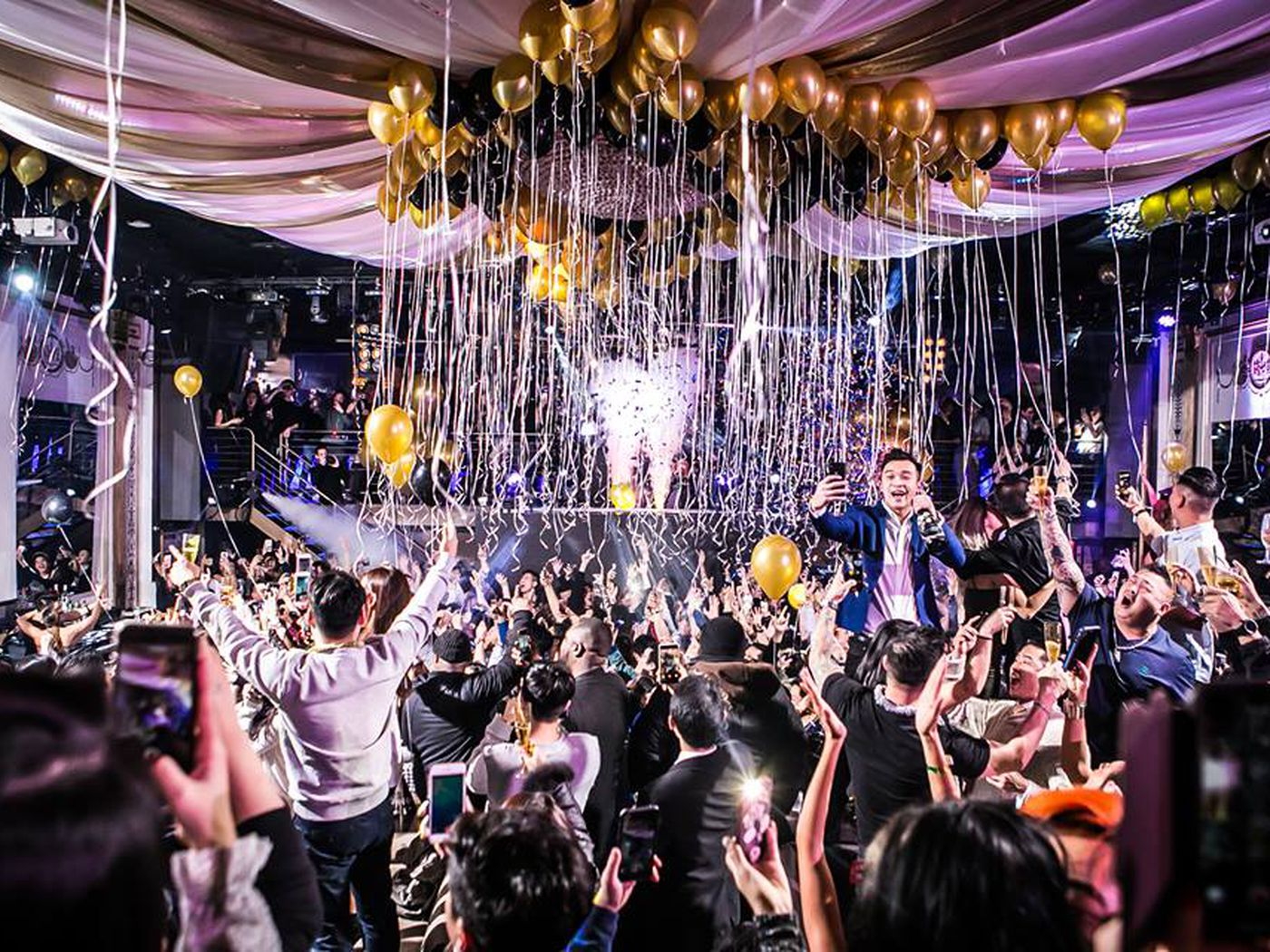 Circle Owners Return With Massive Korean Nightclub Closer To K Town Eater Ny