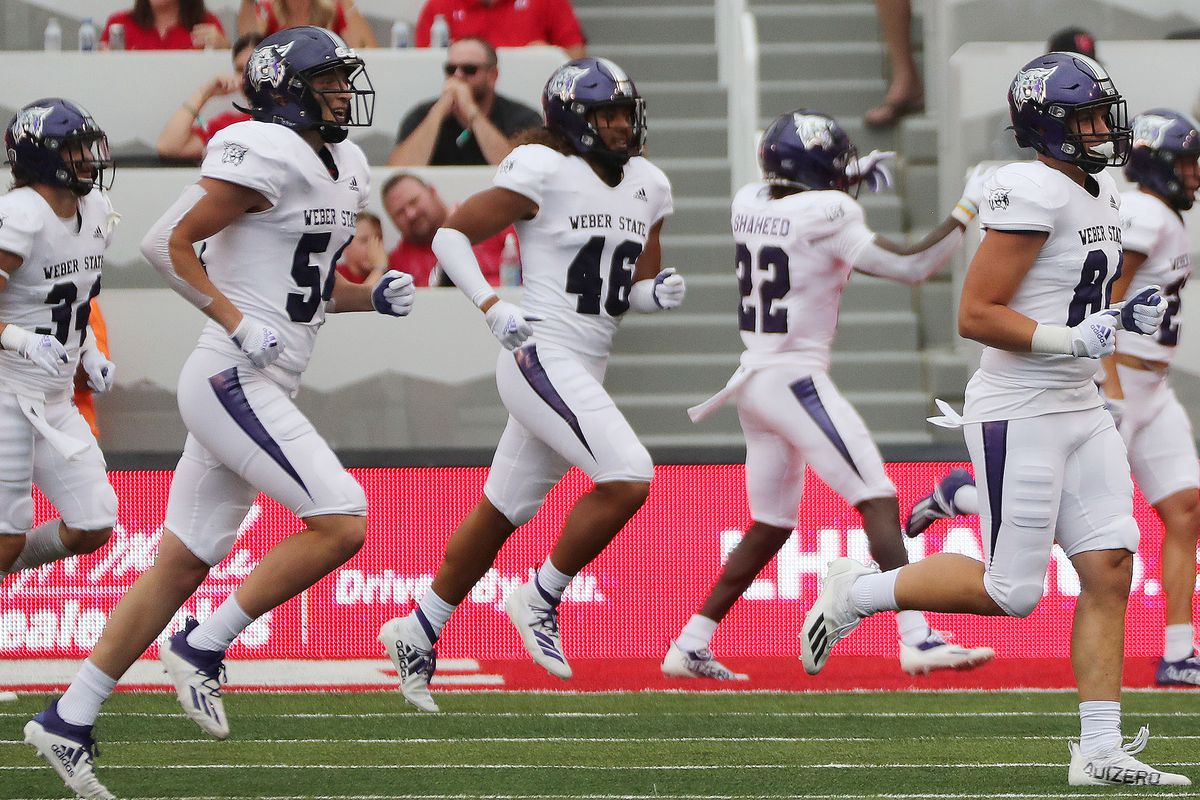 Weber State faces James Madison in a game that pits two top 10 FCS programs.