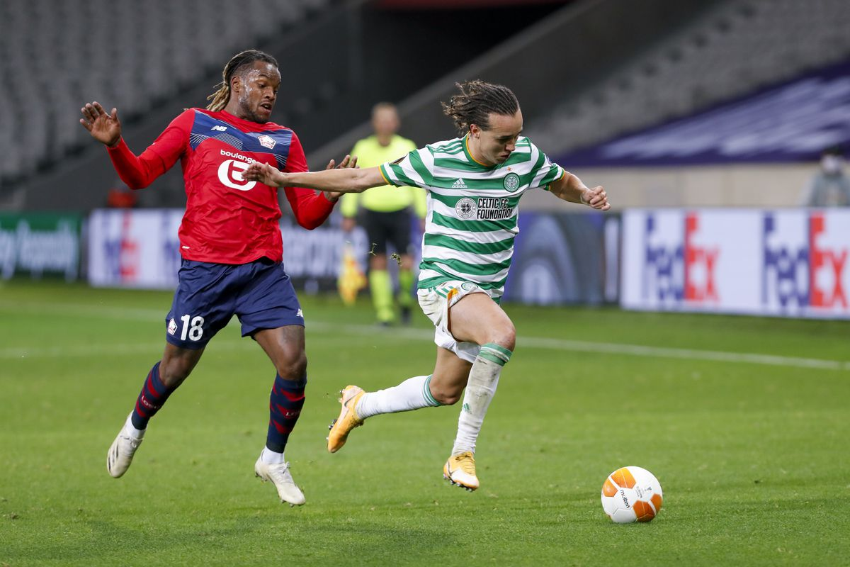 LOSC Lille v Celtic FC : Group H - UEFA Europa League