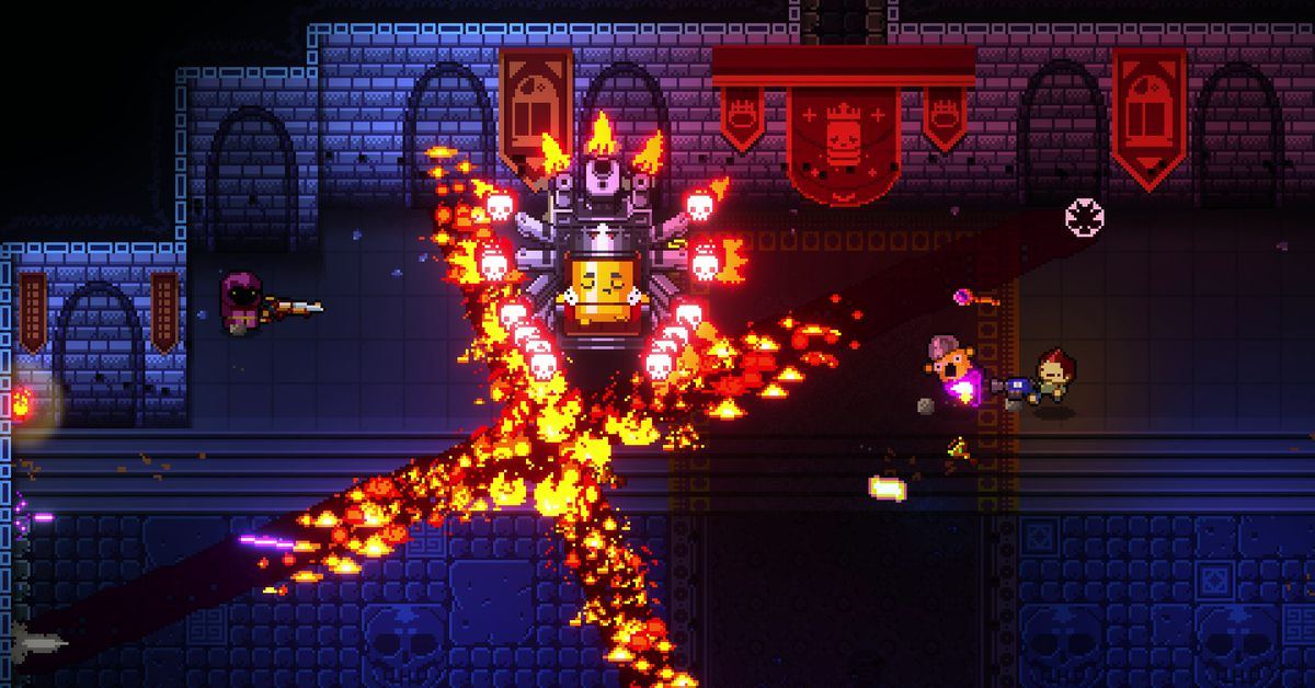 A genius roguelike and classic RPG stand out in another packed week on Nintendo Switch eShop