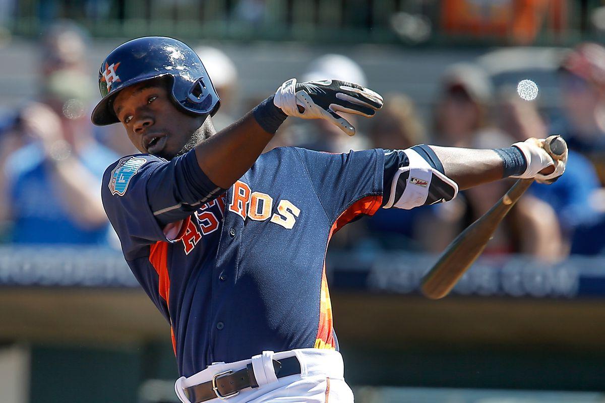 MLB: Spring Training-Toronto Blue Jays at Houston Astros