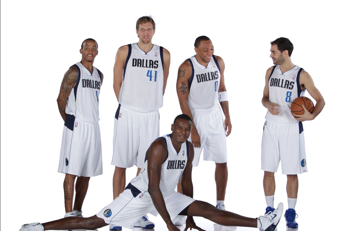 Ranking the Mavericks' starting fives this decade - Mavs Mon