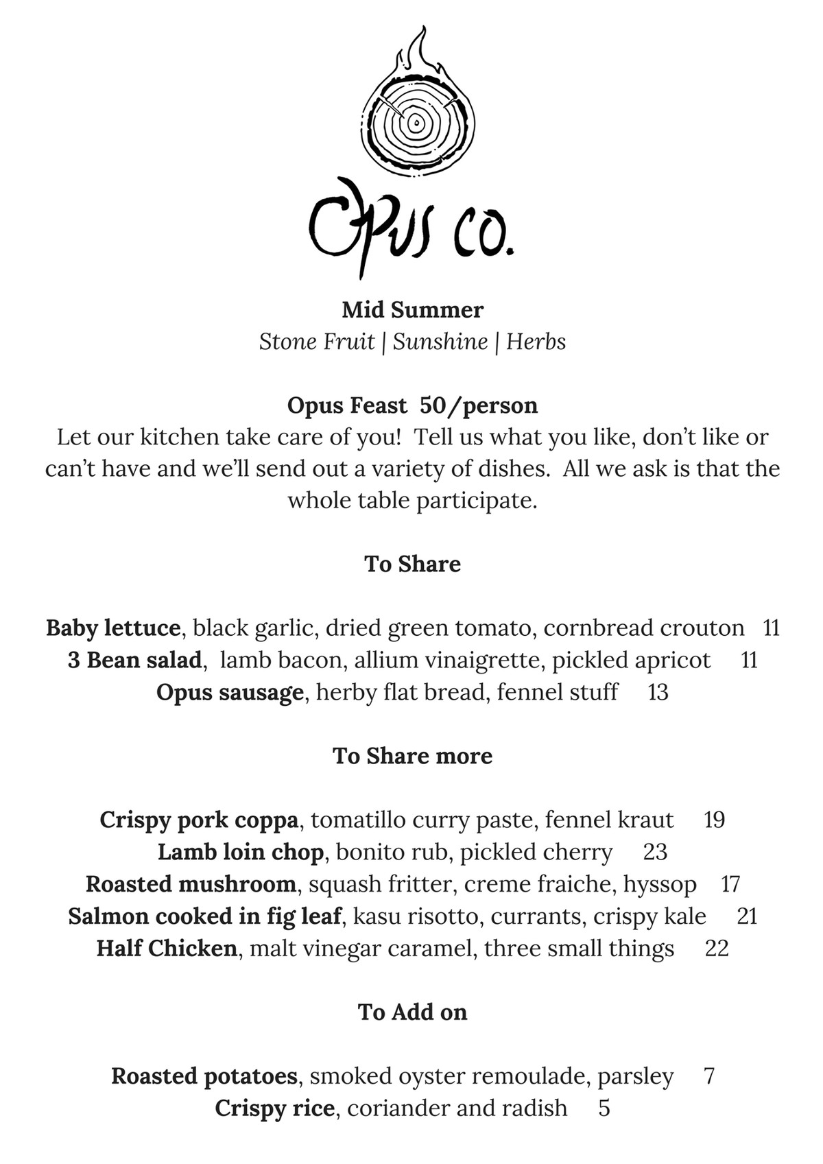 Trove Alum\'s Opus Co. Fires Up the Grill Today at 5 p.m. - Eater Seattle