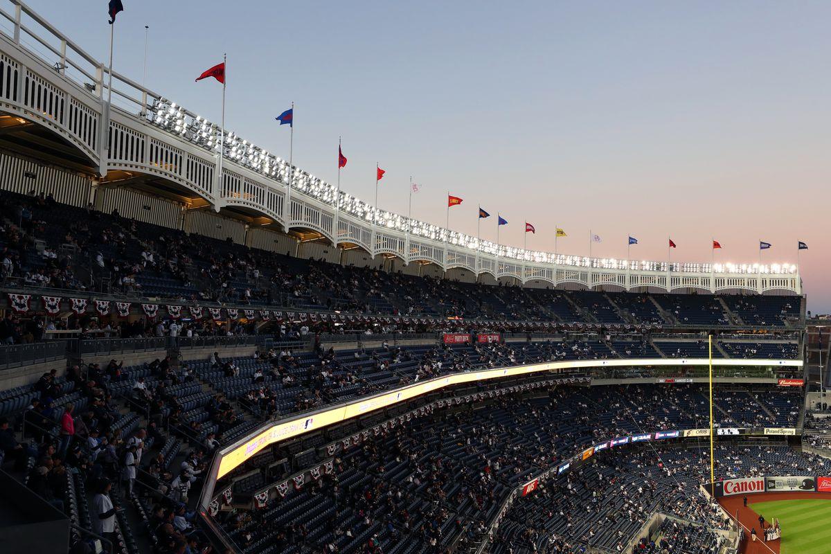 2019 ALDS Game 1 - Minnesota Twins v. New York Yankees