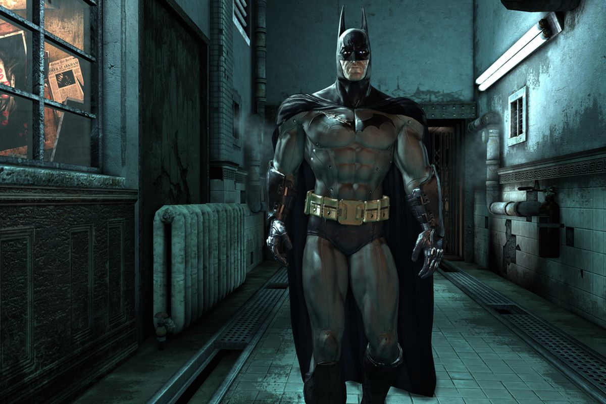 Batman Arkham Asylum And City Will Both Be Moved To Steam For Verification Update Services As Microsoft Continues The Process Of Shutting