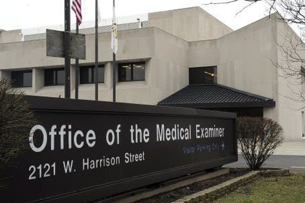 The Cook County medical examiner's office reported the first heat-related death of the season in the county on July, 23, 2020.