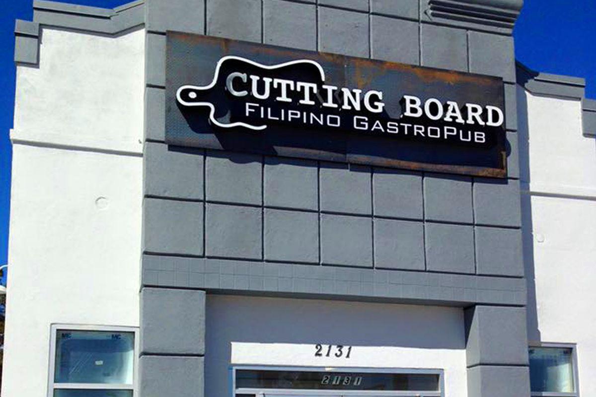 Cutting Board Filipino Gastropub