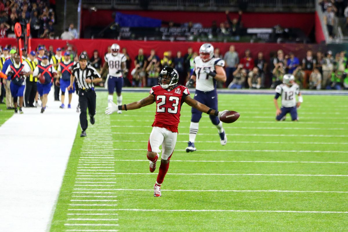 Just how valuable is Robert Alford to the Falcons defense The