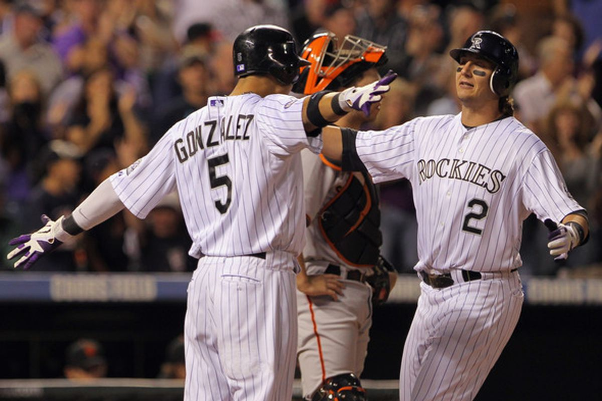 Tulo and CarGo are one of baseball's best one-two punches