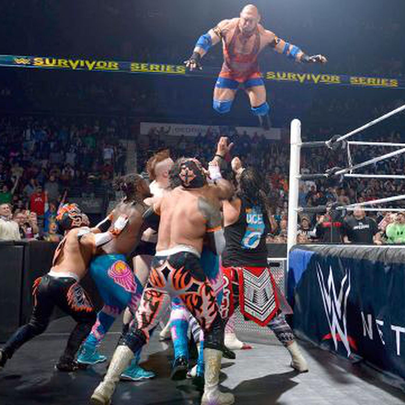 Match Times: WWE Survivor Series 2015 Edition - Cageside Seats