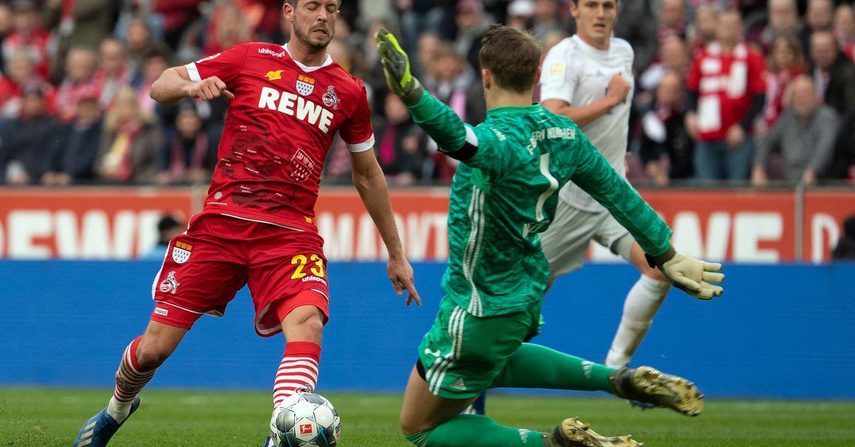 Match awards from Bayern's 4-1 victory over FC Köln thumbnail
