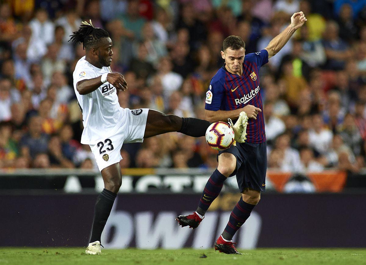 Valencia CF v FC Barcelona - La Liga