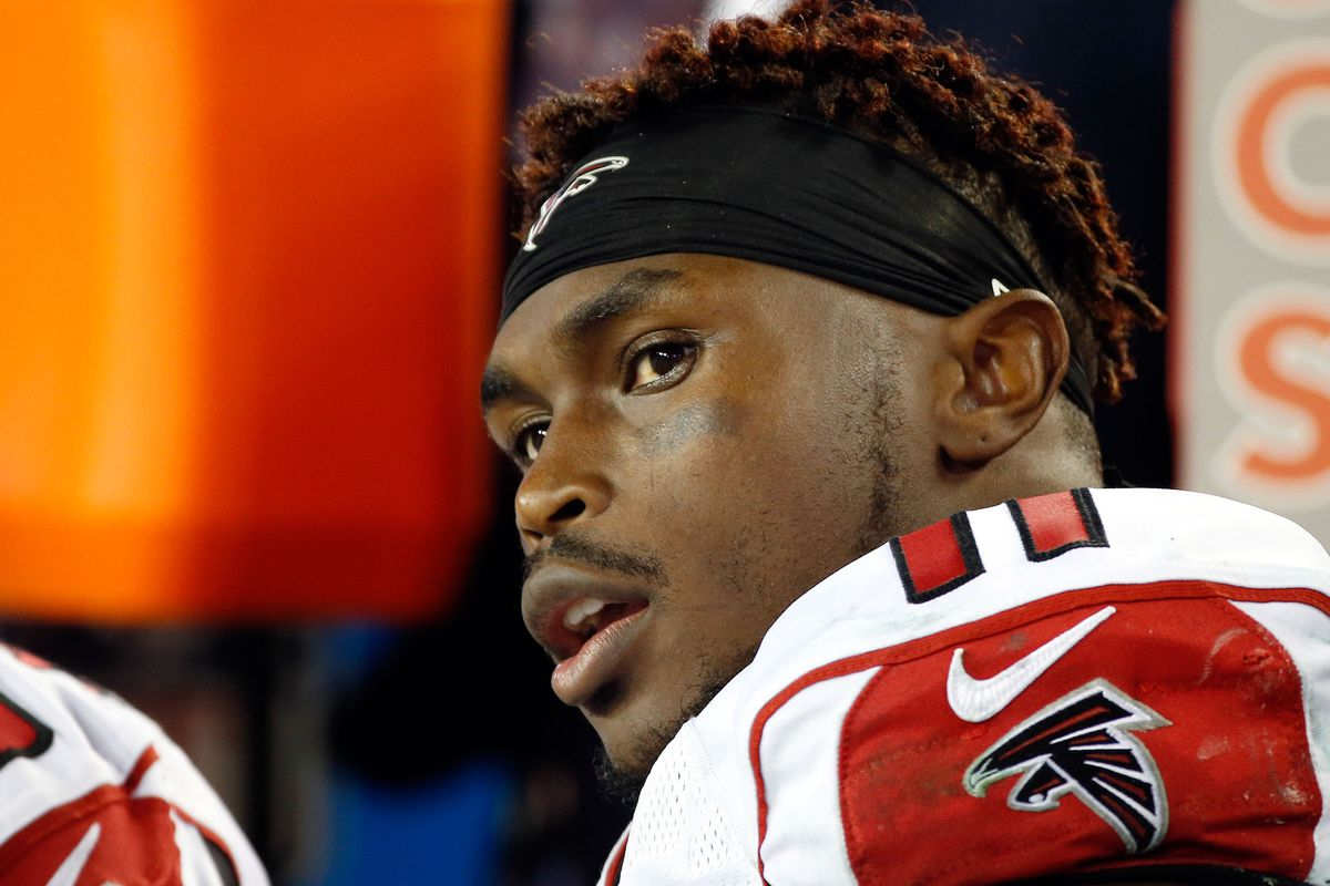Larry Fitzgerald Atlanta Falcons WR Julio Jones is great but