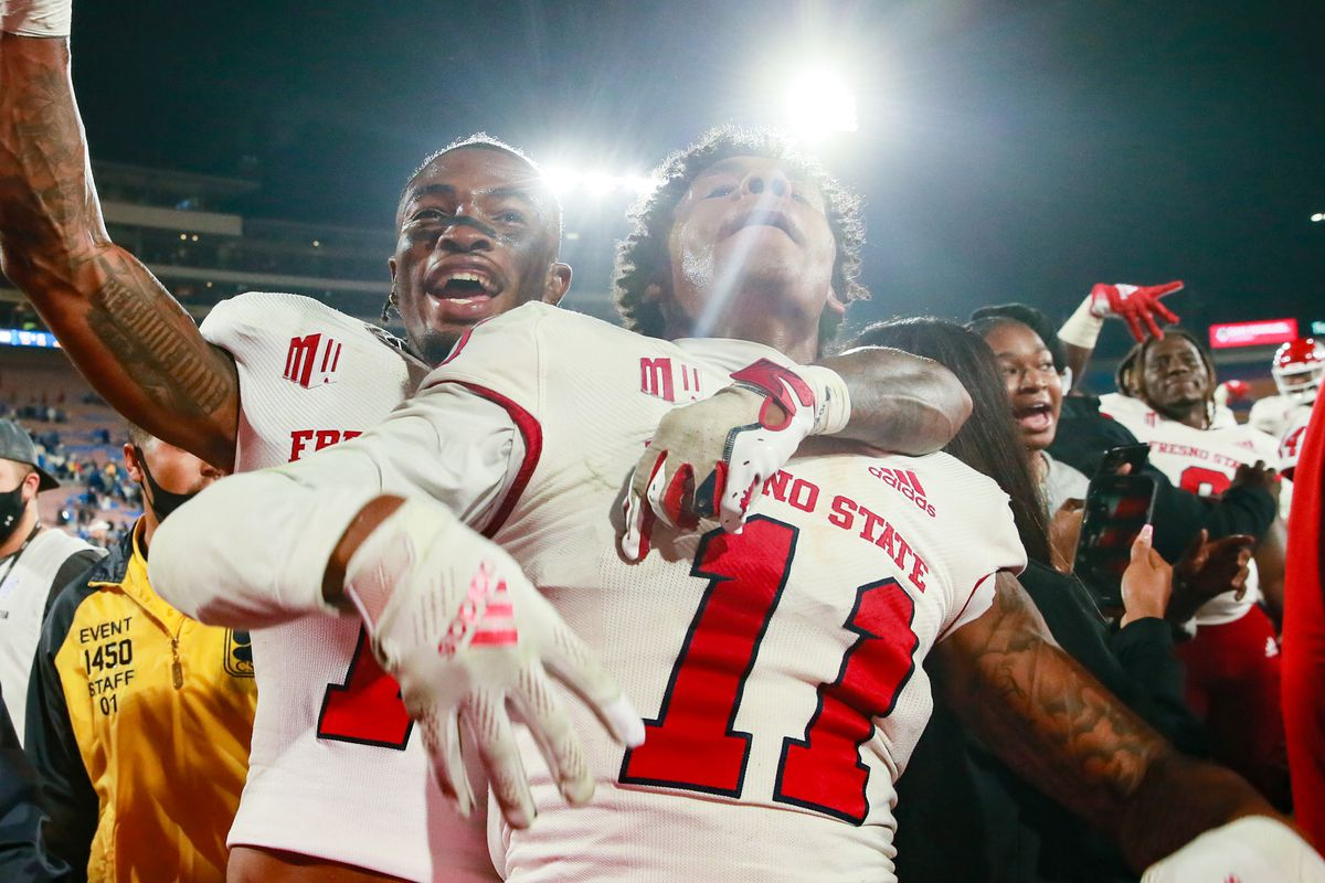 COLLEGE FOOTBALL: SEP 18 Fresno State at UCLA