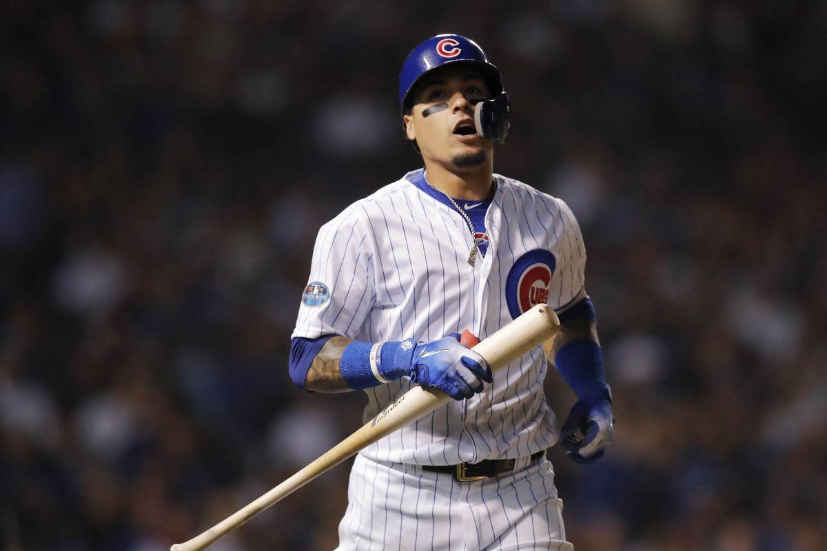 MLB: NL Wild Card-Colorado Rockies at Chicago Cubs