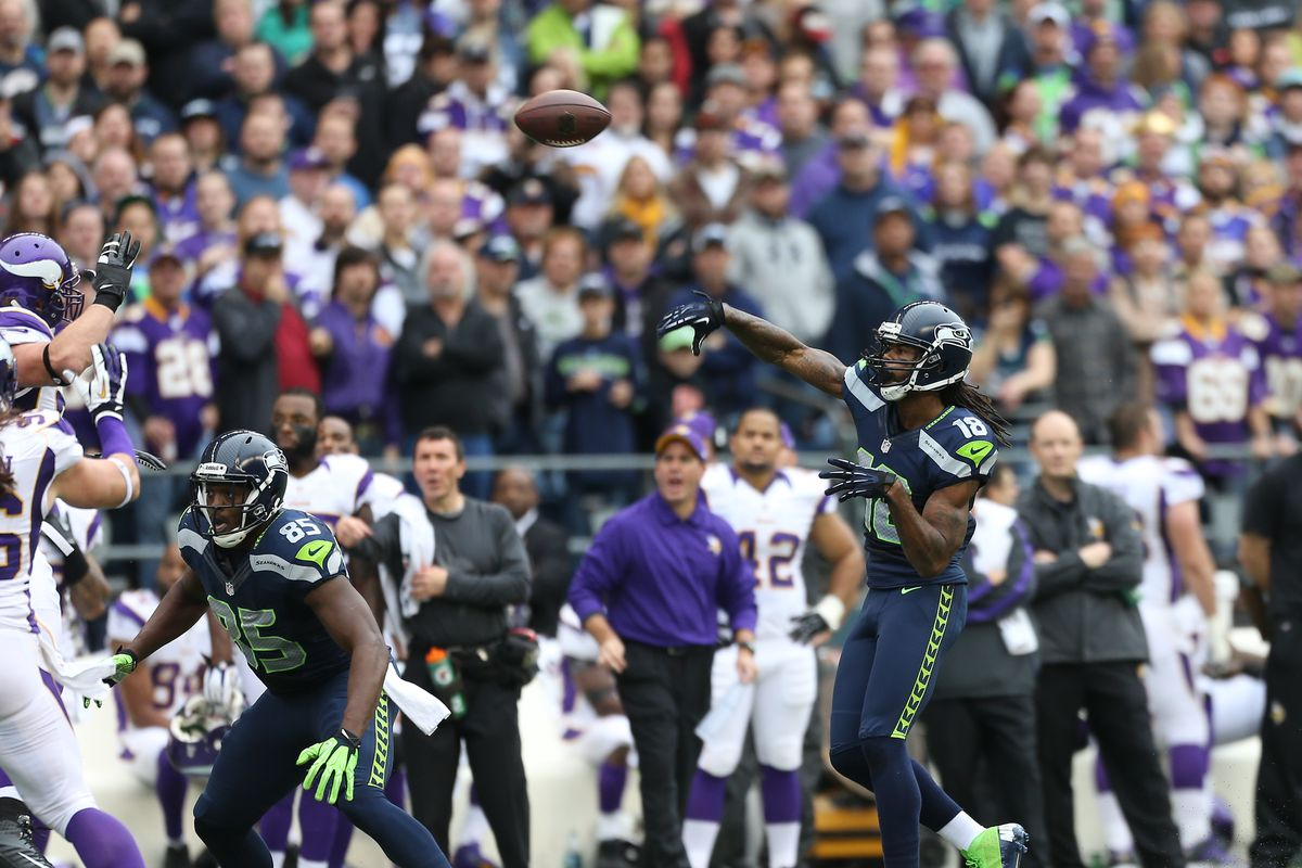 cc6b773402b Seahawks flashback: Every completed pass by a non-QB in the Pete ...