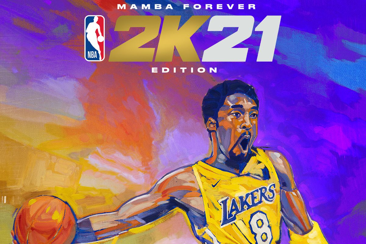 Kobe Bryant Will Be On The Nba 2k21 Cover Silver Screen And Roll