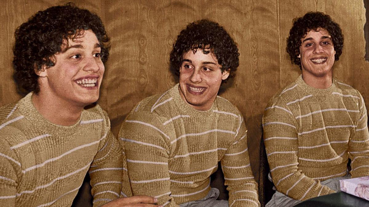 three identical brothers