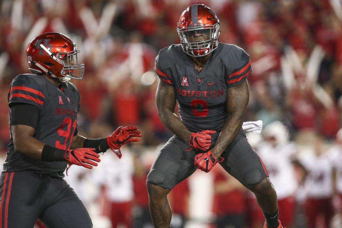 NCAA Football: Louisville at Houston