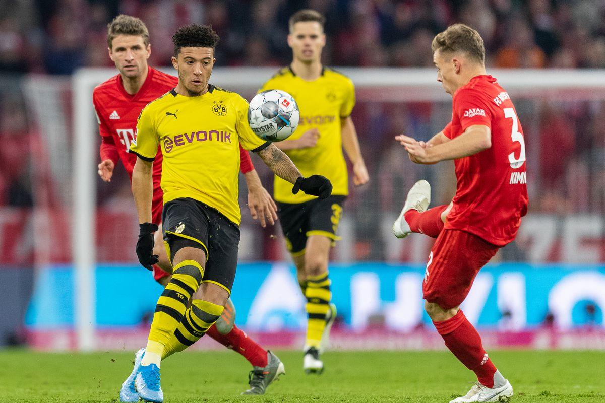 Borussia Dortmund Vs Bayern Munich Preview Opening Odds Game Line For Bundesliga Showdown Draftkings Nation