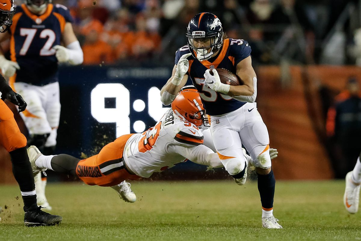 Reactions to Phillip Lindsay s historic Pro Bowl selection - The ... 391e5451e