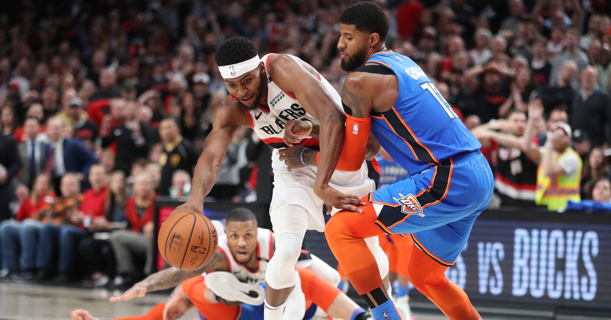 Thunder vs Trail Blazers, game 2 preview and gamethread ...