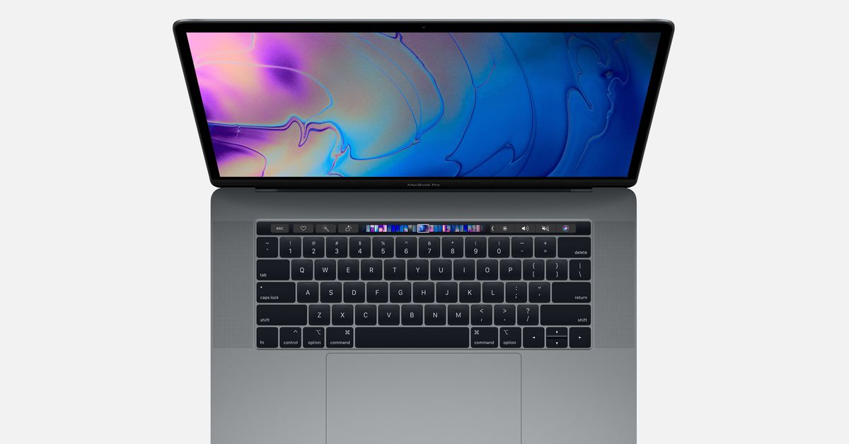 Apple's most expensive MacBook Pro now costs $6,700