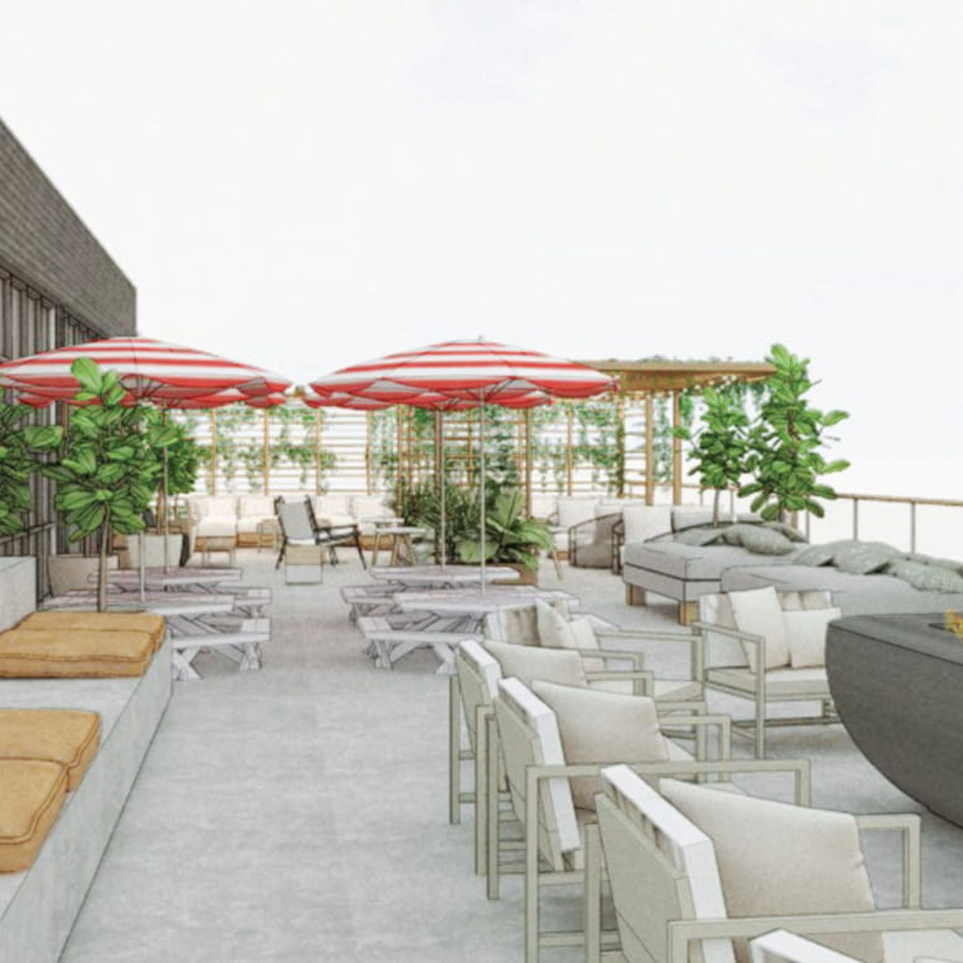Bold Video 2017 Hotel east nashville gets its first rooftop bar this summer, at