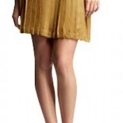 Gap Pleated Bow Skirt, $18