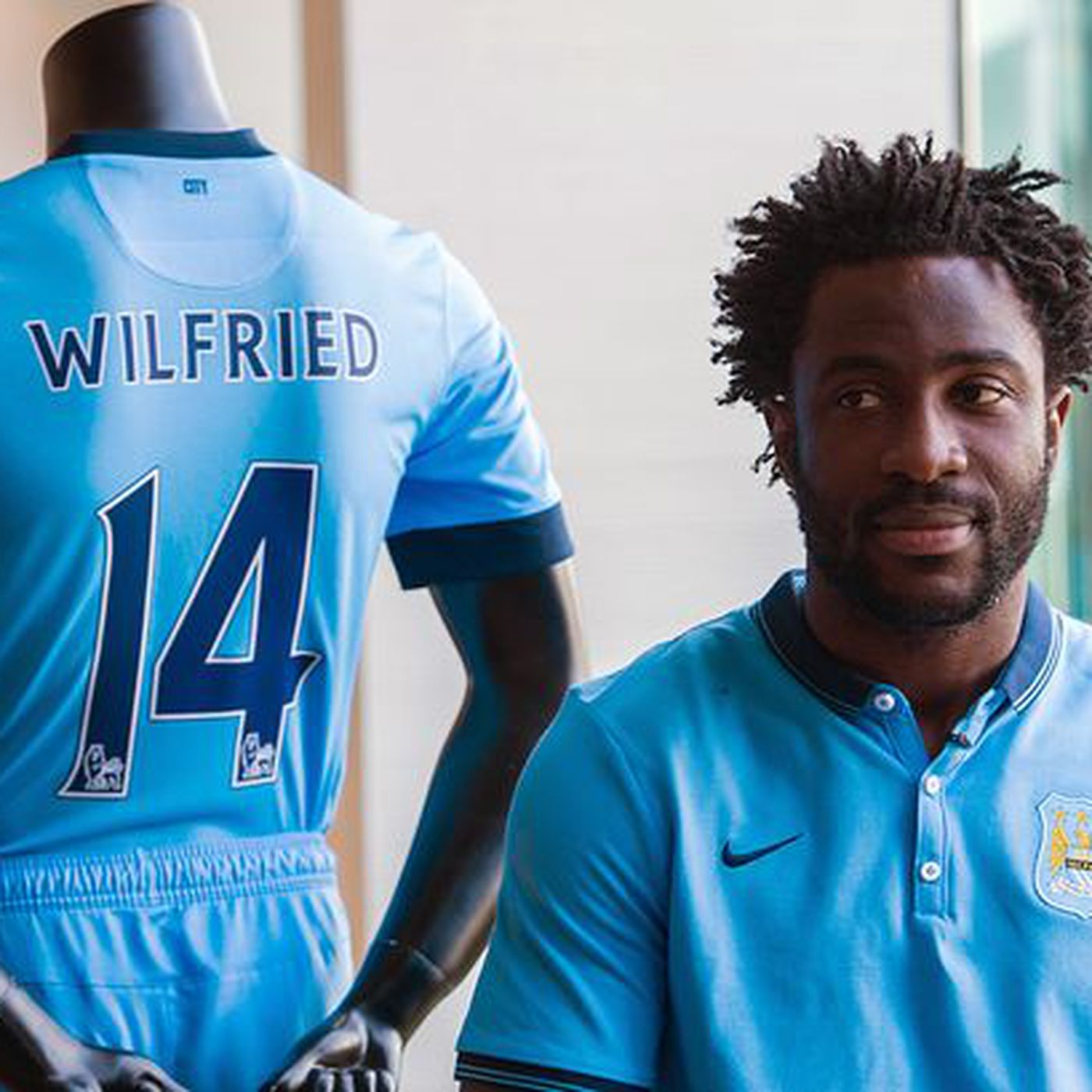 Wilfried/Bony At Manchester City - Bitter and Blue